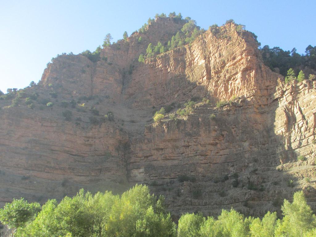 Entorno de naturaleza Gite Ifoulou Tassaout